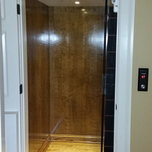 Conventional Home Elevator