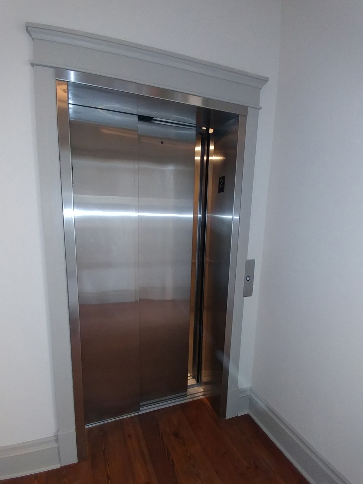 2 Speed Sliding Door LULA Elevator