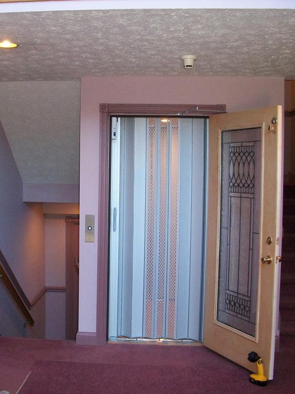 LULA Commercial Swing Door Elevator
