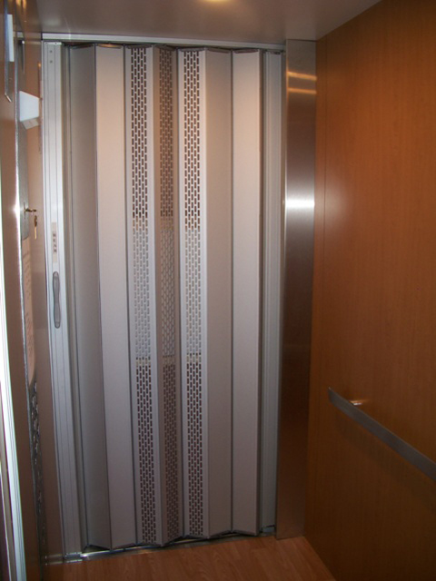 LULA Commercial Swing Door Elevator