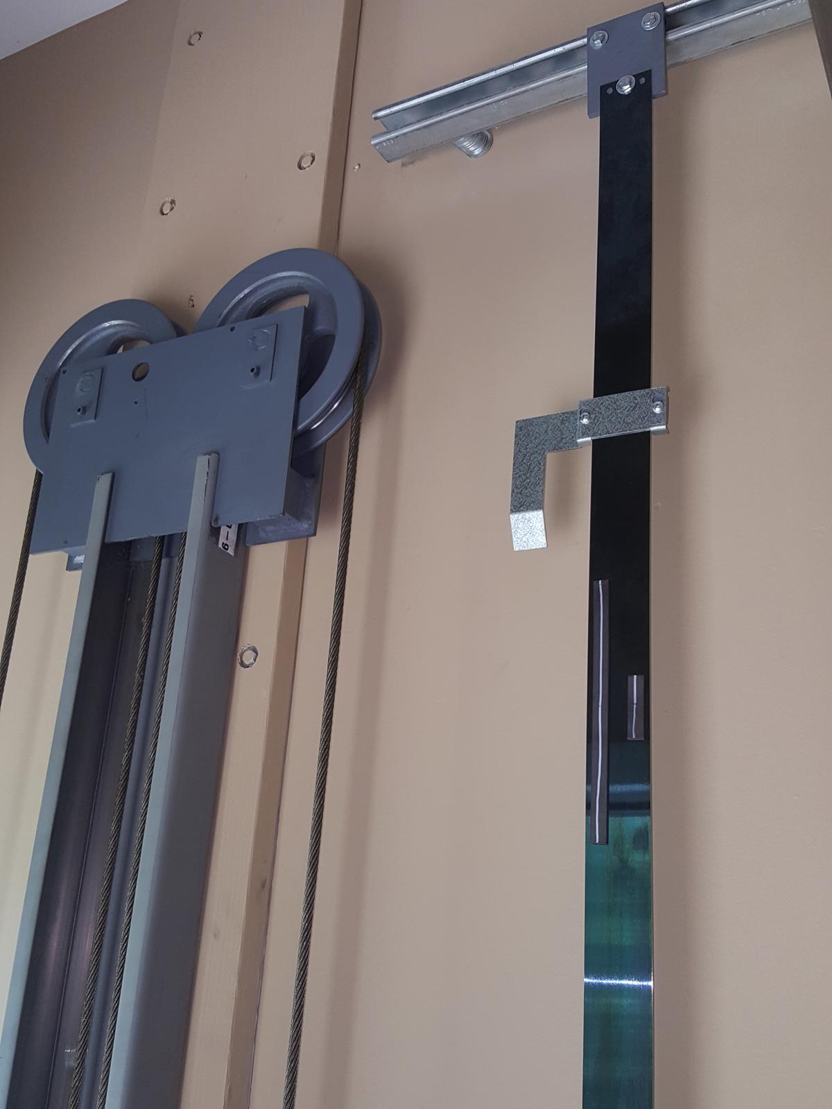 Inclinator Elevette Winding Drum Elevator