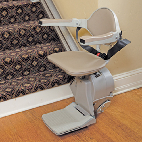 Bruno Pre-Owned Refurbished Straight Rail Stair Lift Systems