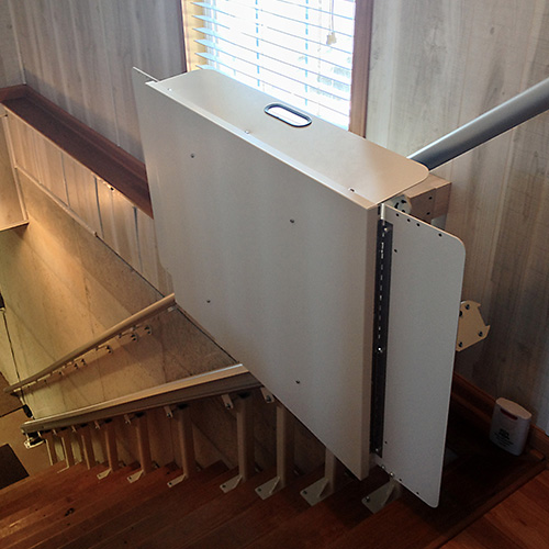 Inclined Wheelchair Lifts | Wheelchair Lift for Stairs