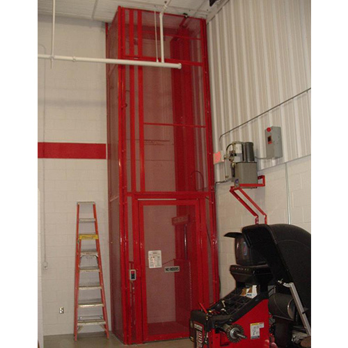 pflow series 21 hydraulic vertical lift transitions lift elevator