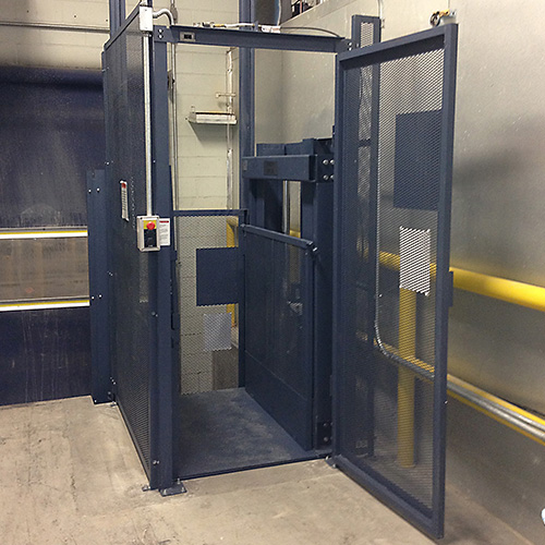 Package Handling Lifts