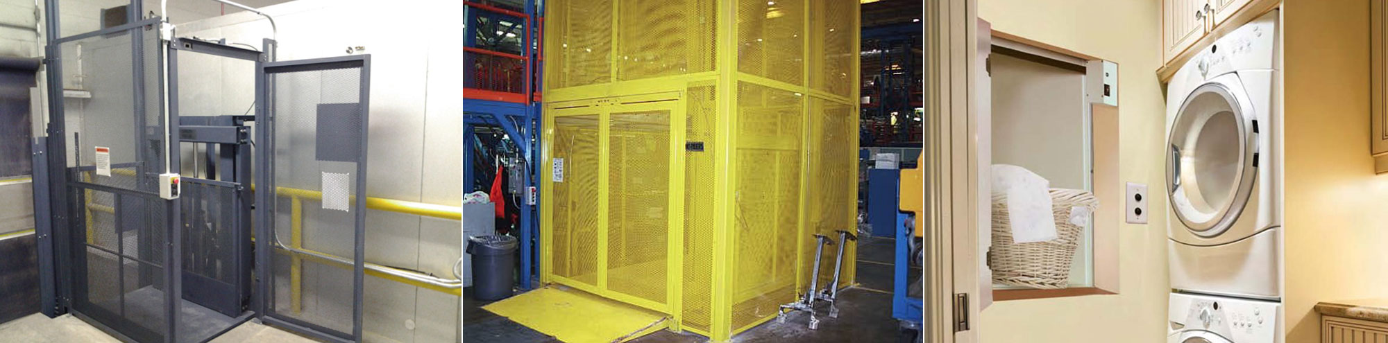 Slide Dumbwaiter